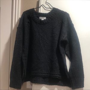 WILDFOX KNIT Sweater Sz Large